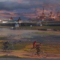 Белые ночи на Соловках :: Сергей Яснов