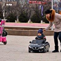 Уроки вождения :: Анатолий Чикчирный