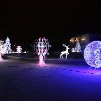 Новогодние украшательства :: Alexander N