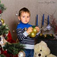 Новый год :: Яна Насадик