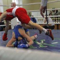 Бывает и такое в боксе :: Вячеслав