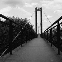 Старый мост. :: Валерия  Полещикова