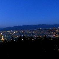 Ночь в городе :: Наталья Джикидзе (Берёзина)