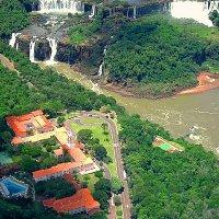 Отель у водопада Игуасу :: Сергей Карачин