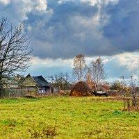 Сельский  пейзаж. :: Валера39 Василевский.