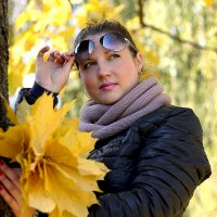 осень :: Наталья Лачкова