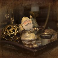 В ожидании новогодней сказки... :: Алёна Михеева