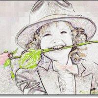 Дарю Вам эту розу в знак дружбы :: Лидия (naum.lidiya)