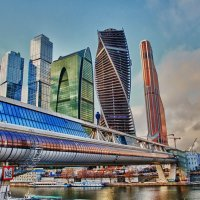 Moscow city :: DariaM M