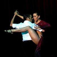 Аргентинское танго :: Олег Попов