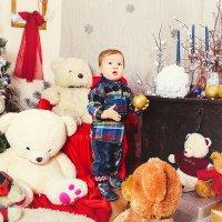 Малыш в студии :: Яна Насадик