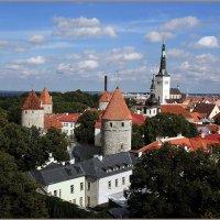 Таллинн, старый город :: Вера