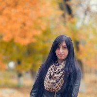 Осенний портрет :: Артём Сивагин