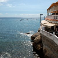 Ресторанчик на берегу Атлантики. :: Lara