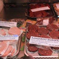 бургеры из мяса кенгуру/ из мяса крокодила;-) :: Olga