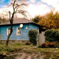 Дом в котором я живу.... :: Михаил Болдырев