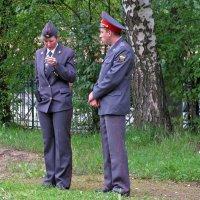 На страже 1 сентября :: Наталья