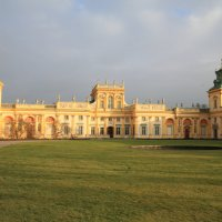 Королевский дворец. Варшава :: Gennadiy Karasev