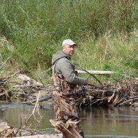 на рыбалке :: Дмитрий Ерчев