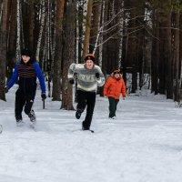 Открытие зимнего сезона по футболу :: Сергей Андрейчук