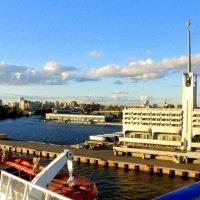 Морской вокзал :: Сергей