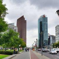 Лейпцигская и Потсдамская площади, г. Берлин :: Денис Кораблёв