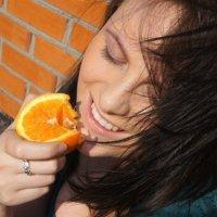 сочный апельсин :: Катерина Новинка