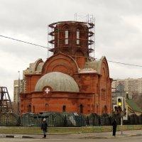 Церковь Татианы в Люблине (новая). :: Александр Качалин