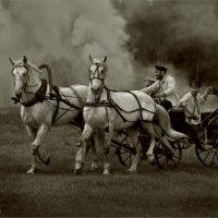 в бой.....(из серии о гражданской войне 1919 года) :: Виктор Перякин