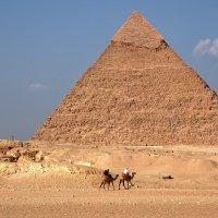 Пирамида Хефрена :: Евгений Печенин