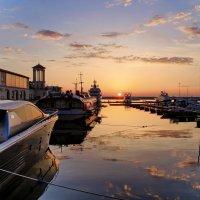 в нашем порту :: Юлия Небышинец