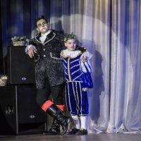 король и кот в сапогах :: Сергей Говорков