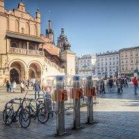 Рынковая площадь, Краков. :: Ed Peterson
