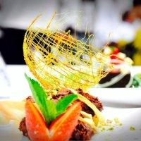Блюдо с Чемпионата по кулинарии :: Михаил Егиазаров
