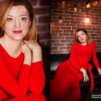 Фотопроект RED :: Юлиана Коршунова