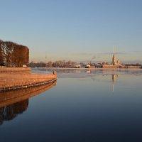 Петербург в отражениях :: Наталья Левина