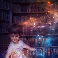 в библиотеке :: Надежда Тихонова _  Nadin Ti  _
