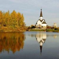 Церковь святого Георгия Победоносца на Средней Рогатке :: Владимир Гилясев