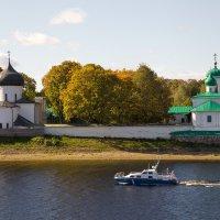 Спасо-Преображенский Мирожский монастырь :: Алексей Шаповалов Стерх