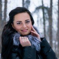 Снежная :: Людмила