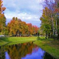 Осенняя прогулка :: Liliya Kharlamova