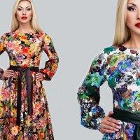 dress :: Solomko Karina