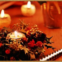 Натюрморт Новогоднее желание :: Лидия (naum.lidiya)