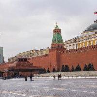 Москва строится и реставрируется :: Дмитрий Сушкин