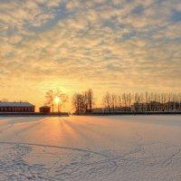 Зимний вечер :: Сергей Григорьев