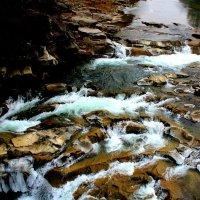 водопад :: Ілона Орлова