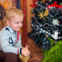 Новый год :: Александр Моняков