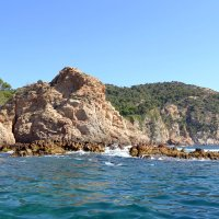 Прибрежные скалы :: Ольга