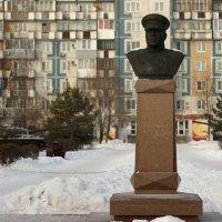 Сквер имени Жукова :: Дмитрий Арсеньев