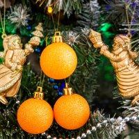 С наступающим Новым 2015 Годом! :: Татьяна Калинкина